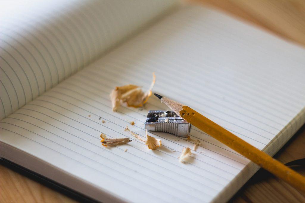 Mengasah Pensil, Kembali Menulis