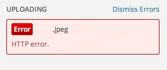 """Ubah Versi PHP untuk Mengatasi Error Upload Gambar """"Galat HTTP."""" WordPress"""